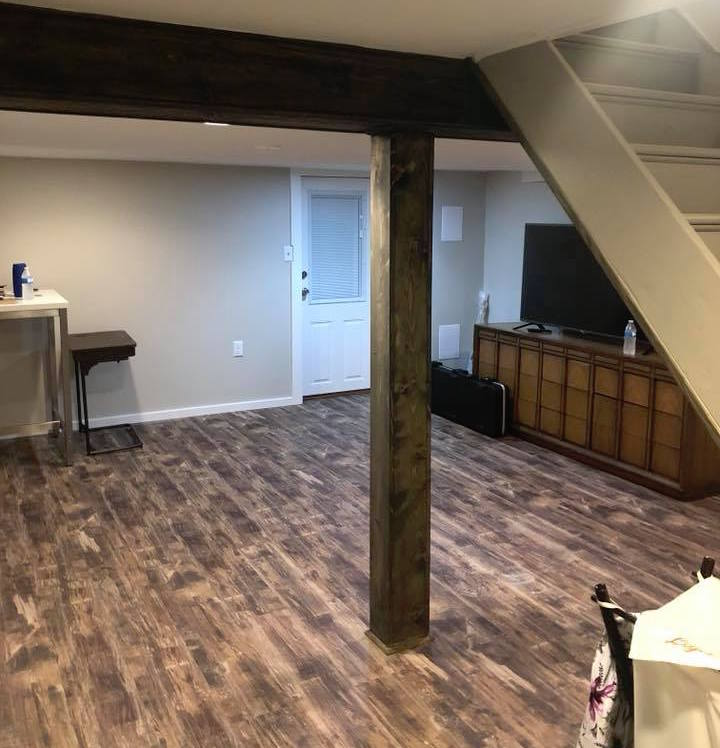 Basement Renovation Castle Shannon PA